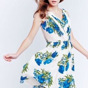 "Boden ""Swishy Dress"""